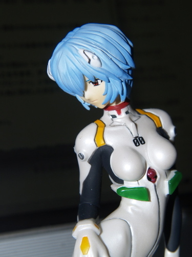 綾波レイ-新劇場版プラグスーツver.- 11