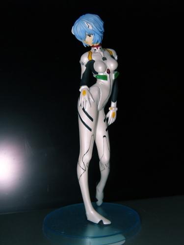 綾波レイ-新劇場版プラグスーツver.- 08